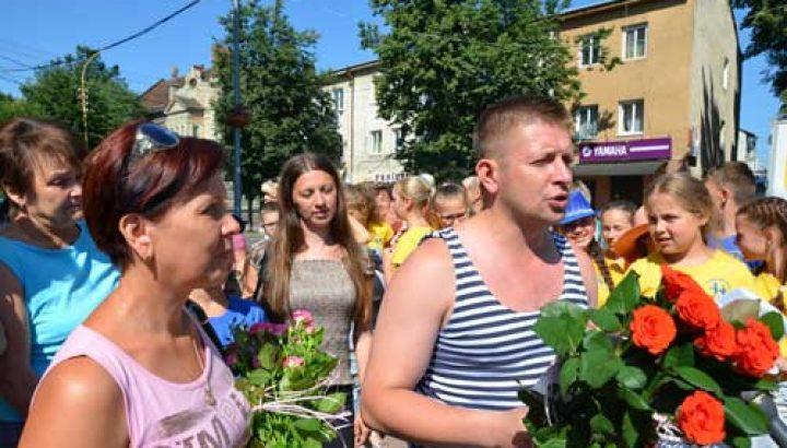 Олена та Олексій Боровницькі