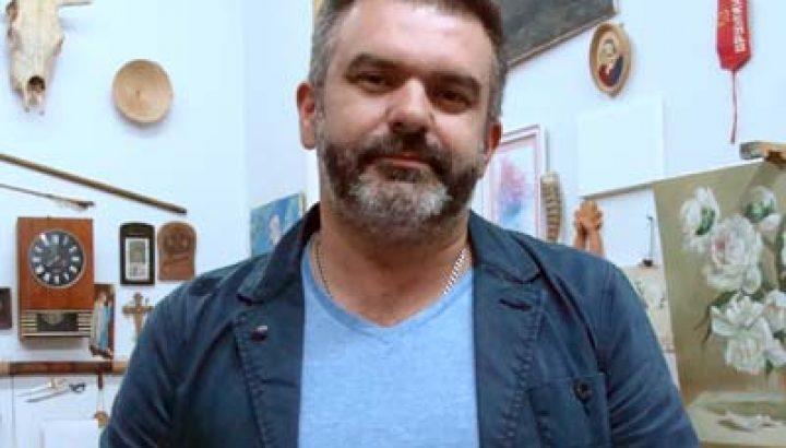 Юрій Гульчевський, художник