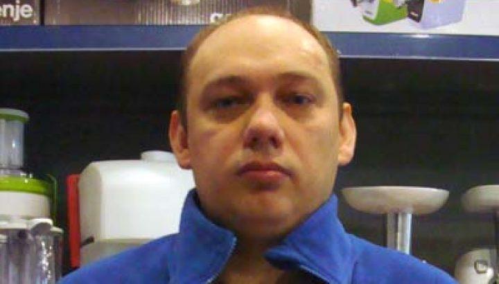Сергій САМБУР, продавець-консультант магазину «Технолюкс»